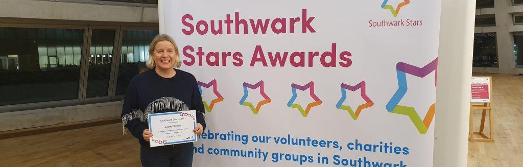 Southwark Stars Volunteer Awards