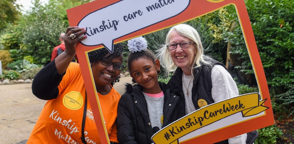 By taking 20 minutes kinship cares made their voices heard