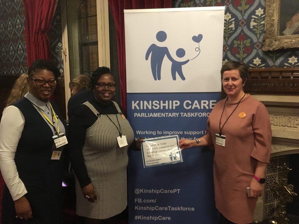 Sharing kinship care stories: vital steps towards change