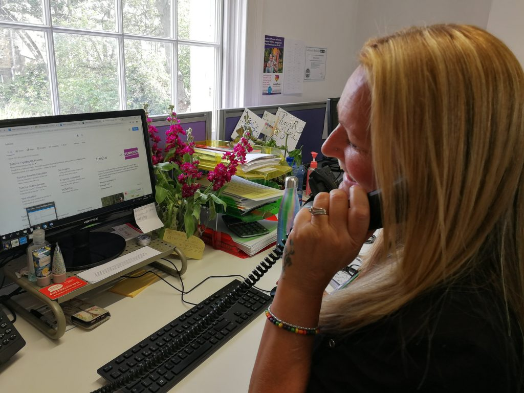 Kinship carer is £12,000 better off after speaking to our advice team
