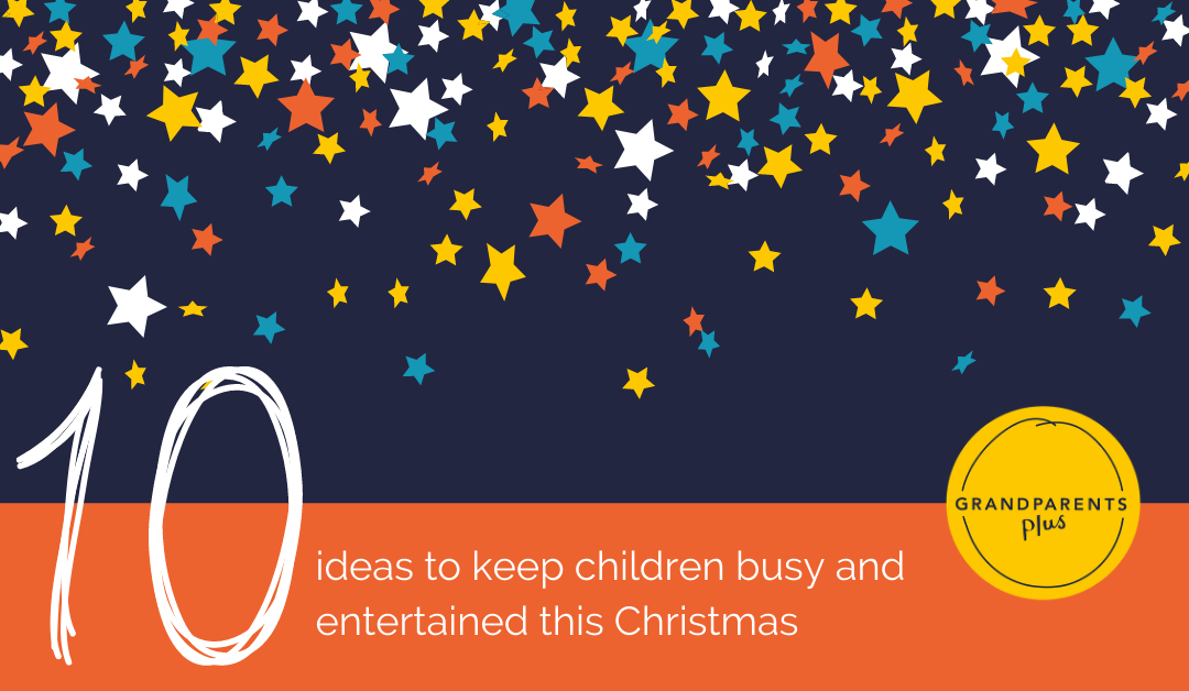 10 ideas to keep children entertained and busy this Christmas