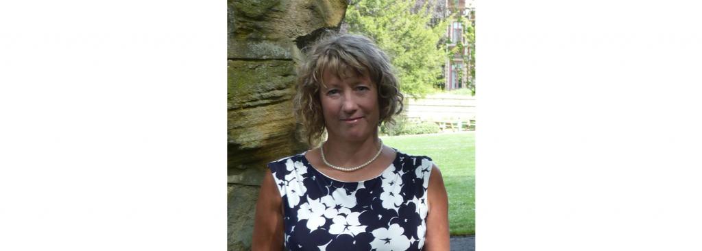 Meet Sue, one of our grants volunteers