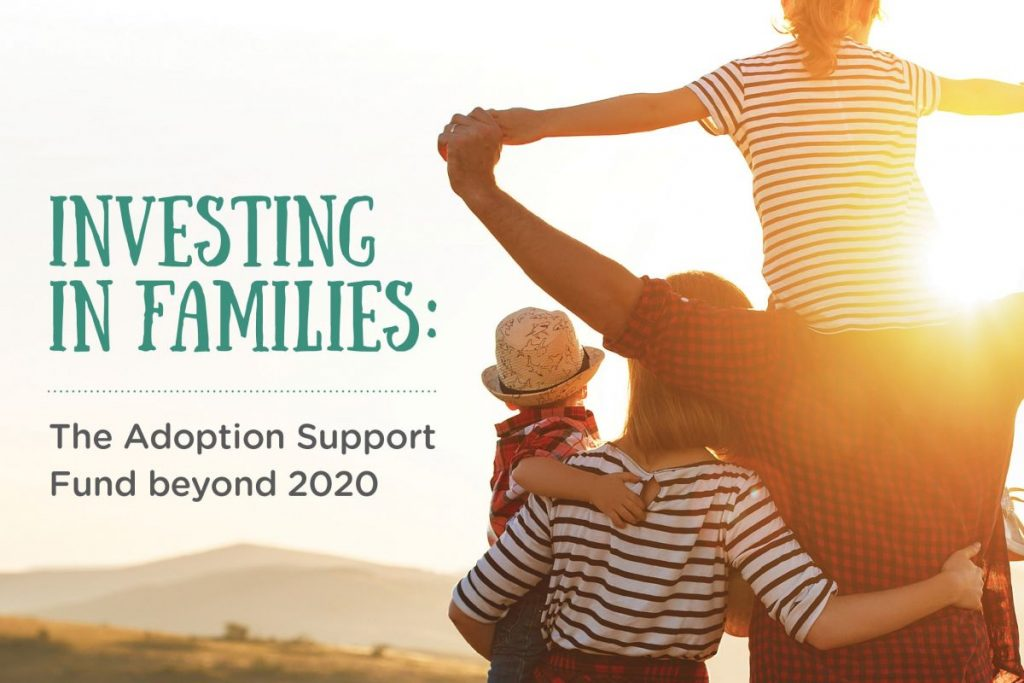 The Adoption Support Fund beyond 2020 – Our thoughts