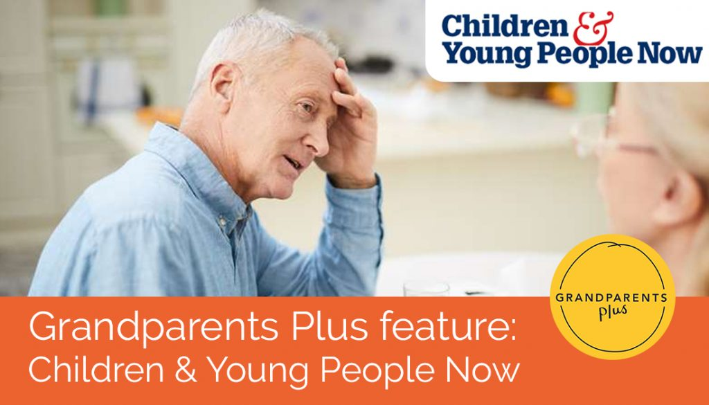 Children & Young People Now Feature