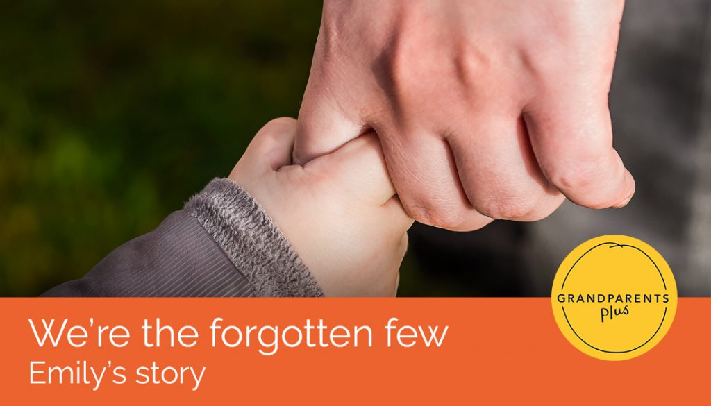 We're the forgotten few
