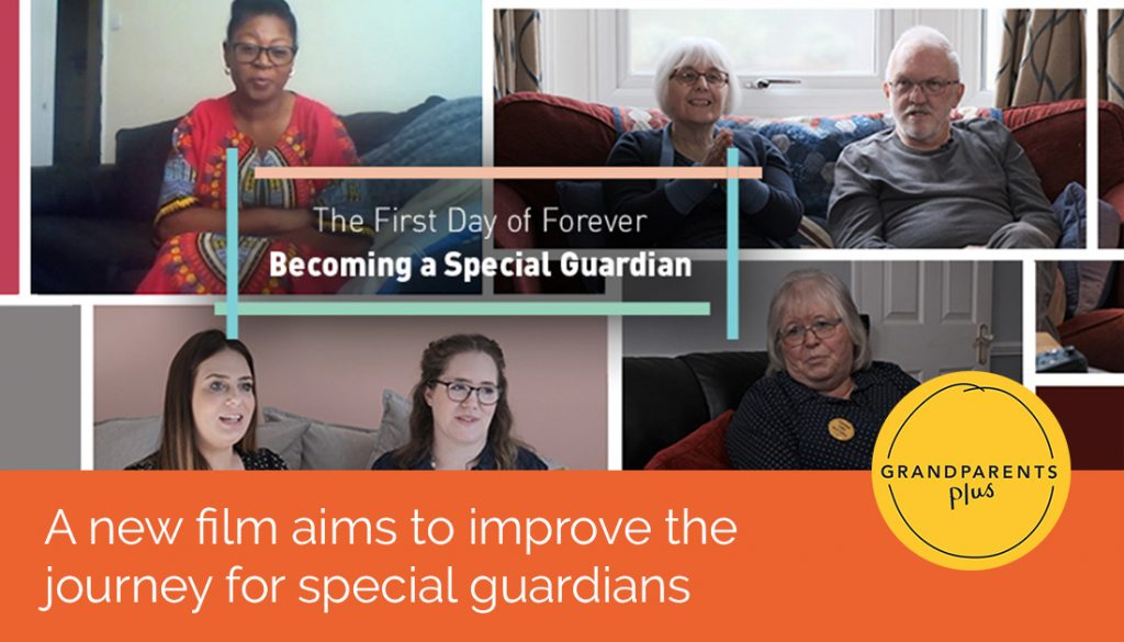 The First Day of Forever… new film aims to improve the journey for special guardians