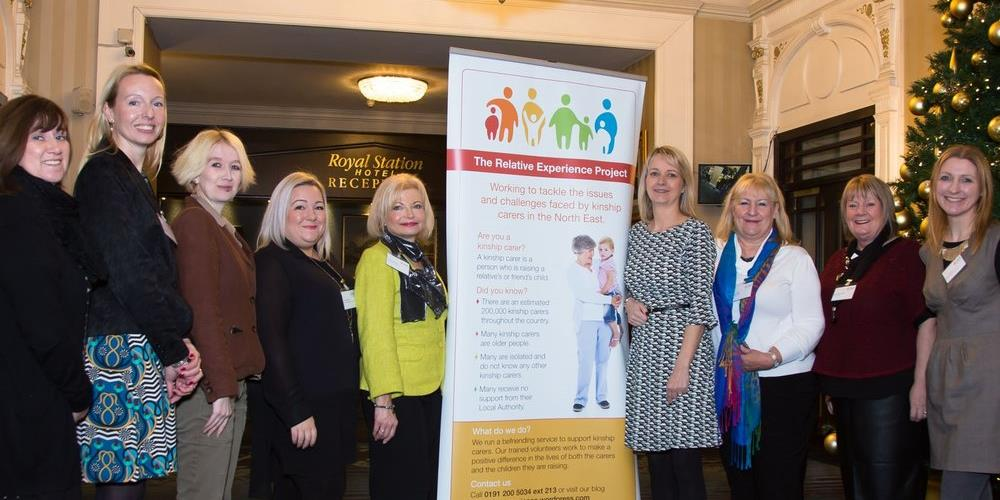 Groundbreaking project reaches 500th kinship carer
