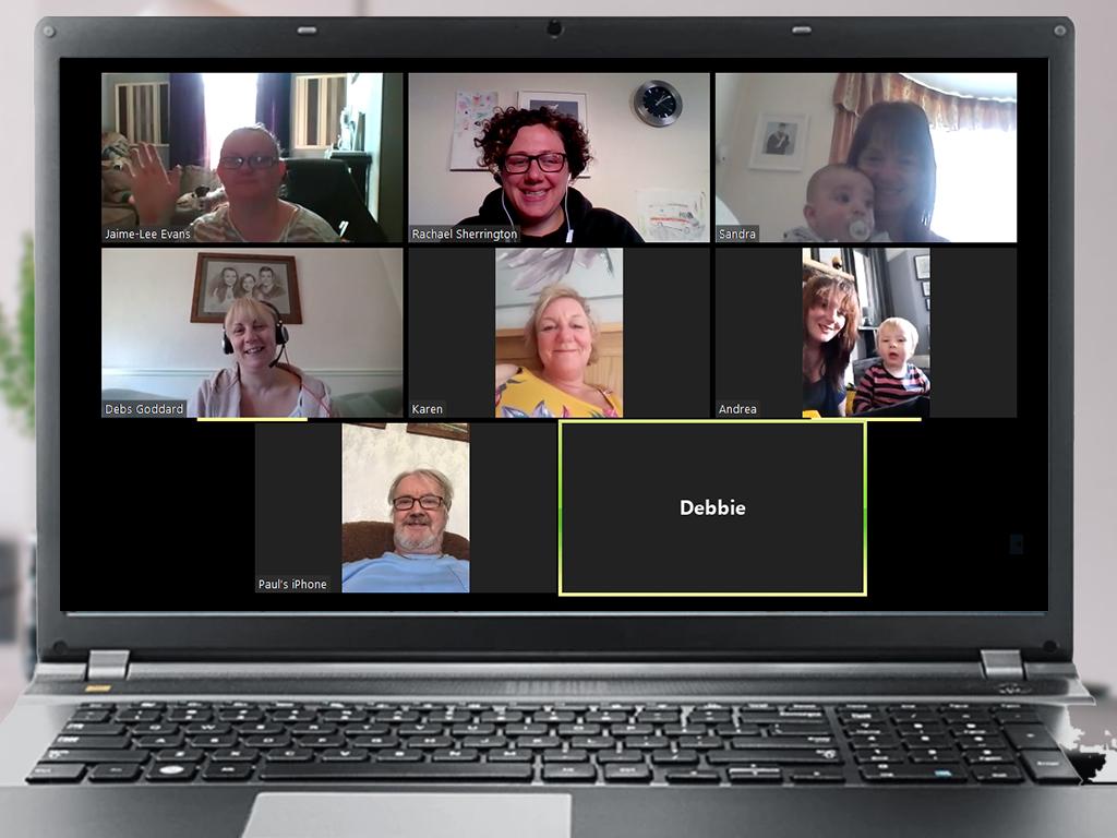 Kirklees Zoom meeting