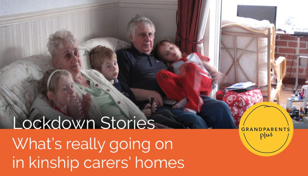 Lockdown stories #3 – what's really going on in kinship carers' homes