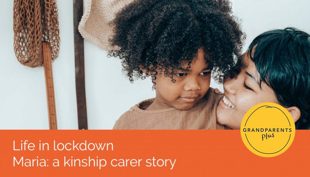 Life in lockdown: Maria's story