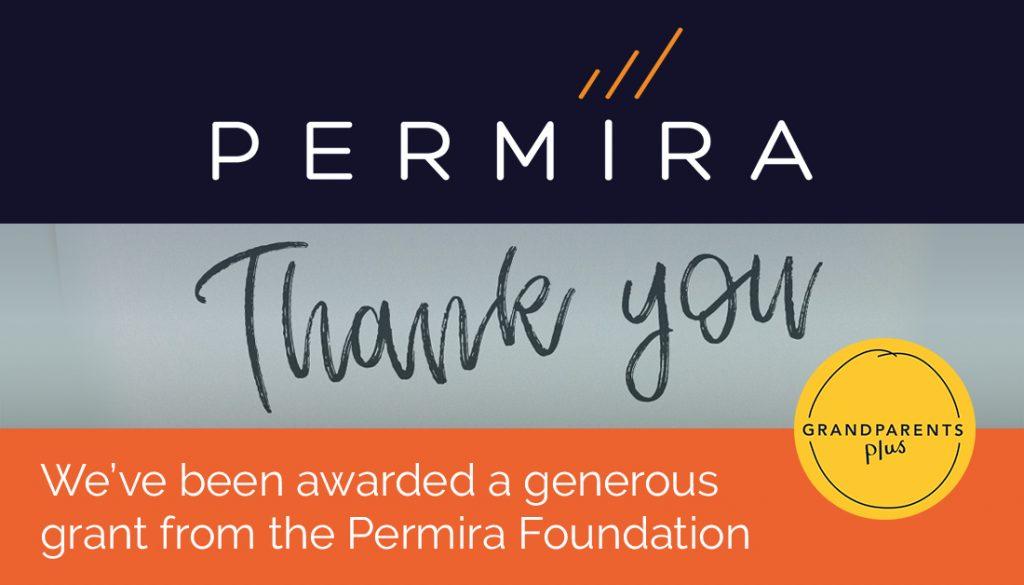 Thank you Permira Foundation