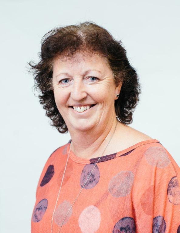 Sue staff photo