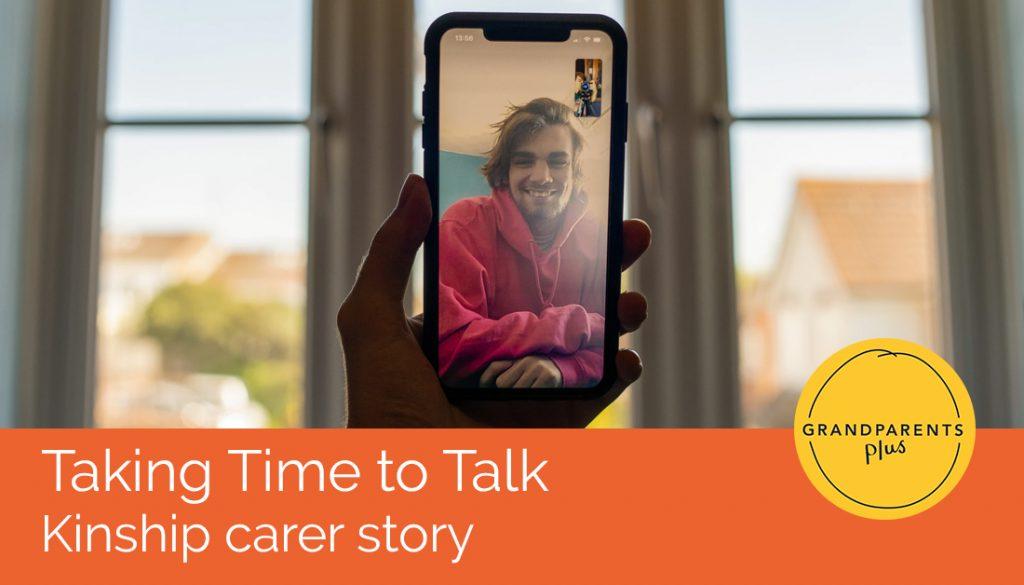 Taking Time to Talk