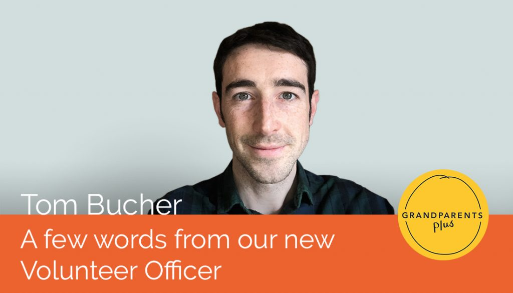 A few words from our new Volunteer Officer